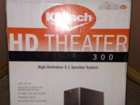 Fantastic HD Home Theater Speaker Set Klipsch Model