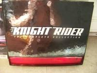 LIKE NEW RARE KNIGHT RIDER DVD COLLECTION, 24 DVD DISC