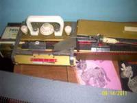 Made in Germany PASSAP Knitting Machine,