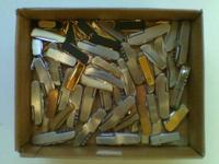 A TREASURE TROVE OF POCKETKNIVES !!!! VALUED @ OVER