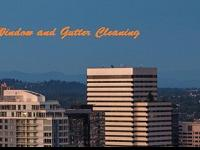 Window Cleaning - We clean windows on both the interior