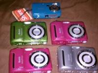 Kodak easy share 16mp digital cameras $50.00 EACH. Call