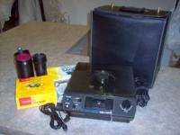 Offered for sale at $60 is a Kodak 5600 Slide Projector