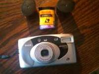 Kodak Advantix F600 Works great, new battery and 3