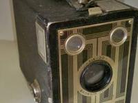 Kodak, Brownie Junior Camera  Don't really know much