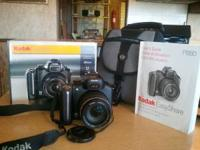 For Sale: Kodak Easy Share P880 8MP Camera. Includes