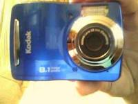 Kodak 8.1 Megapixels EasyShare digital camera with