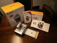 Kodak EasyShare CX7300 in NEW condition with Printer