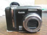 This is the Kodak EasyShare Z1285 HD Digital Camera in