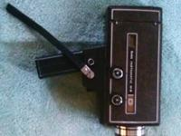 Vintage Kodak Instamatic video recorder with original