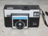 Vintage Kodak Instamatic X15 point and shoot camera