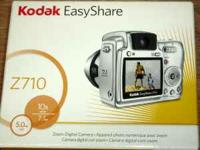 Cash or trade SEE PICTURES Below KODAK Z710 Digital