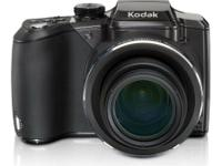 I have a Kodak Easyshare Z981 available. I made use of