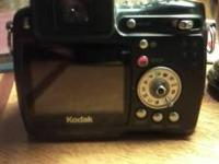 We are selling a Kodak Camera Easy Share DX7590 for
