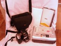 Gently Used Kodak Easy Share Z7590 Camera with Printer