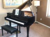 Kohler & Campbell Baby Grand Piano for sale Purchased