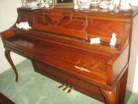 "{ ""Kohler & Campbell Piano"" } up for sale, bought this"