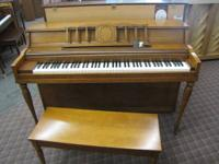 I have a beautiful Kohler & Campbell piano for sale. It