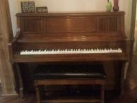Kohler & Campbell Mission Studio Upright Piano for
