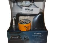The Kohler Courage Single-Cylinder Engine Maintenance