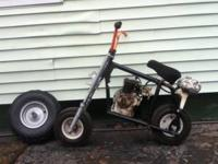 Kohler mini bike for sale or to trade. It is a 60's or
