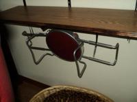 1920 koken baber chair with child's seat completely