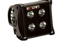 The Double Dually Flood Lights do not require any warm