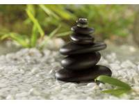 The art of stone stacking has long been practiced as a