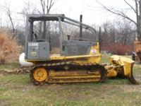 d38 dozer good cond. 3700 hrs if interested call  Ron