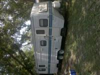 I have got a Komfort Camper for sale it is 23 foot