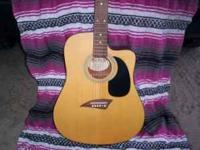 Kona 3041086 Acoustic Guitar. Good Condition. Asking