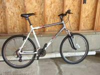 "Very good Condition. 22"" 24 Speed Mt. Bike, not disc"