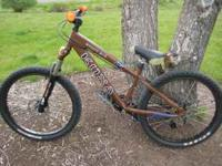 MARZOCCHI DIRT JAM COMPS HAYES SOLE BRAKE NEW STYLO