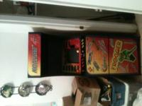 Konami stand up video game with 13 games. Frogger, Time