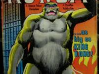 KONGA LOT# 1, 2, 3, 4 June-December 1961 Based on
