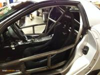 Kontrolle Engineering Ground-Up Track Car Builds Roll