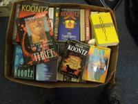 Complete Dean Koontz Frankenstein collection 5