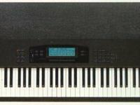 Mint Condition KORG O1/W-Pro-x. 88 weighted keys.
