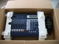 Korg D1200 MKII digital 12-track recorder w/built in CD