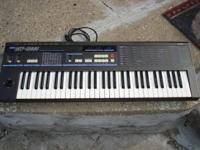 kord dw-6000 keyboard tested with amp at friends house