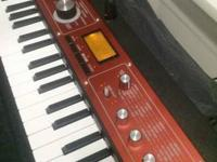 This Korg MicroKorg XLPlus (XL+) is in what I would