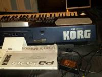 korg Pa 500 Profesional arranger keyboard for sale by