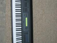 SGX PRO X PHASE PIANO / OPERATOR. 88 note weighted