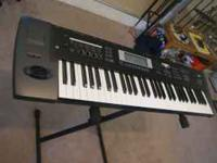 This Korg TR-61 is in mint condition! Only played on a
