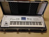 Korg Triton 61 key workstation with sampler (bought in