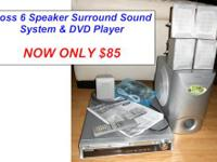 Here is a Great Used Koss Surround Sound System. This