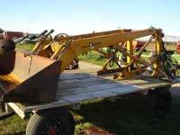 Koyker HYD Loader came off a JD 3020 will fit others