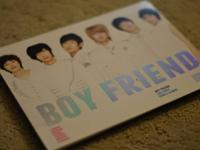 Boyfriend The First Mini Album  The album is in mint