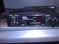 40 channel citizens band radio,brand new never used.,,