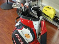 Thank you for looking! I have a Krank Golf bag with